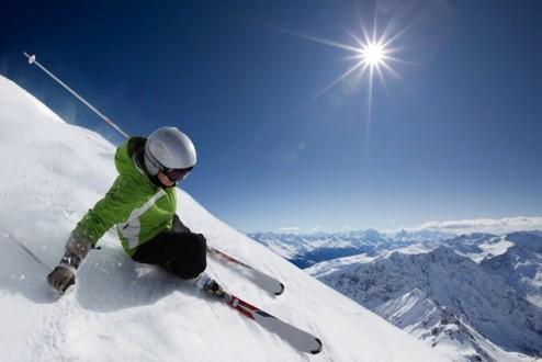 Skiing-in-Garmisch-Partenkirchen