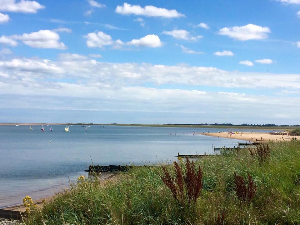 Cleethorpes - Thorpe Park Beach